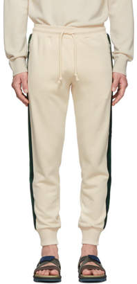 Dries Van Noten Off-White Hastley Lounge Pants