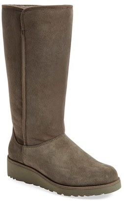 UGG ® 'Kara - Classic Slim TM ' Water Resistant Tall Boot $259.95 thestylecure.com
