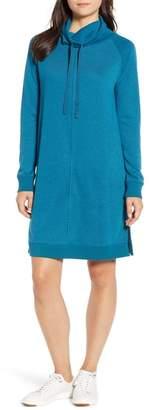 Caslon Sweatshirt Dress (Regular & Petite)