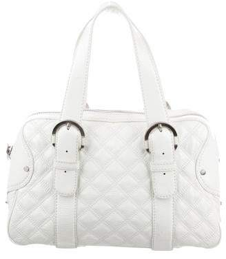 MICHAEL Michael Kors Quilted Patent Leather Bag