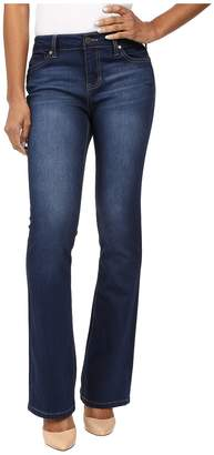 Liverpool Petite Isabell Skinny Boot Jeans in Manchestor Wash/Indigo Women's Jeans