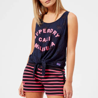 Superdry Women's Surf Beach Tank Top