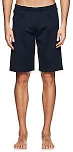 Hanro Men's Night & Day Cotton Shorts - Navy