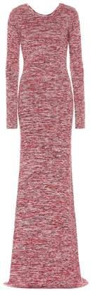 Bottega Veneta Knitted cotton maxi dress