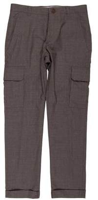 Brunello Cucinelli Wool Cargo Pants