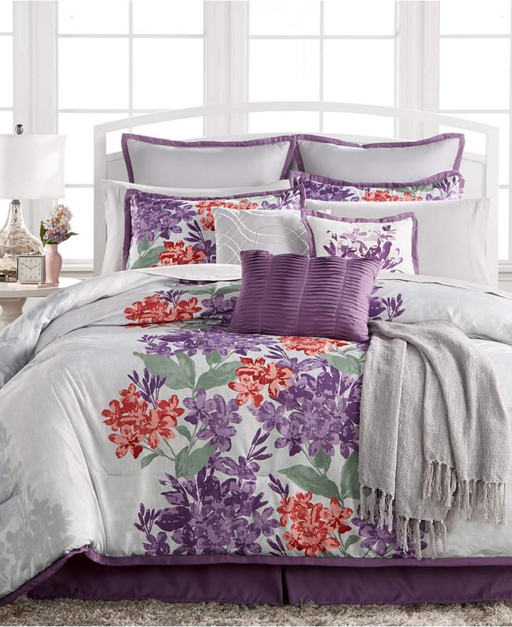 Clover 14-Pc. California King Comforter Set