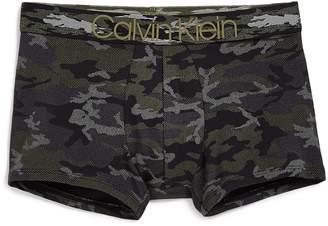 Calvin Klein Underwear Camo Cotton Trunks