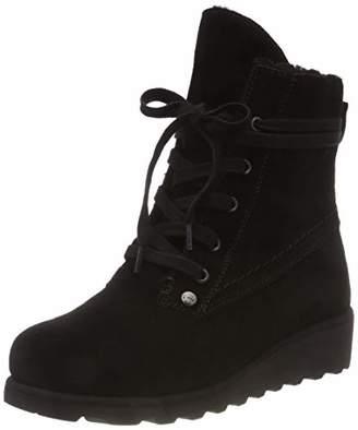 BearPaw Women's Krista Ankle Boots, (Black Ii 011)