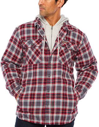 Smith Workwear Smith Fleece Lined Hood & Insert W Yarn Dye Flannel