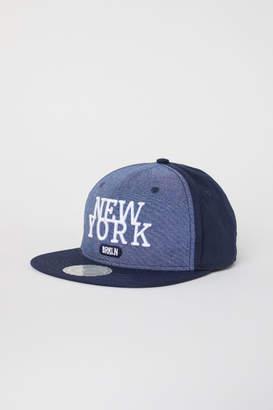 H&M Cap with Applique - Blue