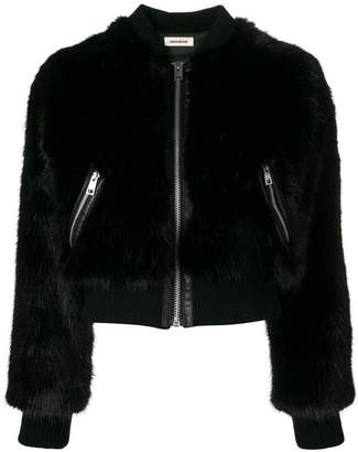 Zadig & Voltaire Zadig&Voltaire Fashion Show cropped jacket