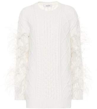 Valentino Virgin wool sweater