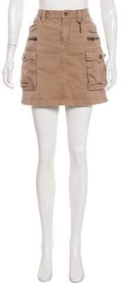 Marc Jacobs Mini Denim Skirt