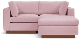 Apt2B Taylor Plush 3pc Modular Reversible Chaise Sofa