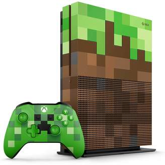 Dockers Microsoft Xbox One S 1TB Minecraft Limited Edition Bundle