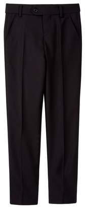 Isaac Mizrahi Slim Wool Blend Pants - Husky Sizes Available (Toddler, Little Boys, & Big Boys)