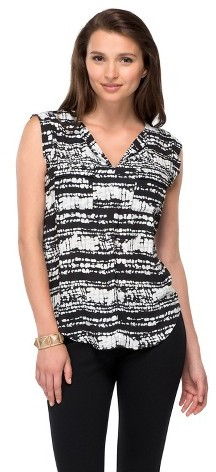 Mossimo Women's Sleeveless Top - Assorted Colors