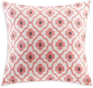 "Echo Sterling Decorative Pillow, 18"" x 18"""