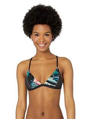 Rip Curl Junior's Mirage Essentials Tri Bikini Top,L