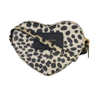 Little Marc Jacobs Little Marc JacobsGirls Leopard Print Heart Bag