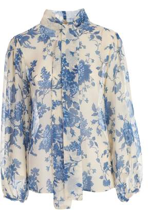Semi-Couture Semicouture Floral Shirt