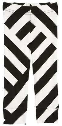 Nununu Stripe Leggings