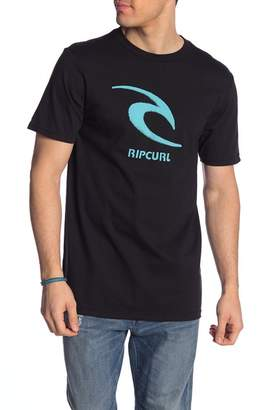 Rip Curl Threaded Short Sleeve Relaxed Fit Tee
