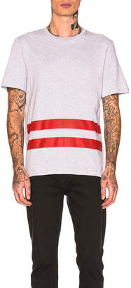 Helmut Lang Re-Edition Red Stripe T-Shirt