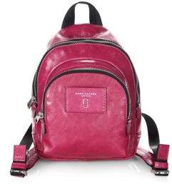 Marc Jacobs Mini Leather Backpack