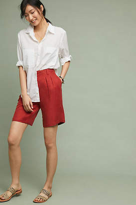 Anthropologie Coastline Bermuda Shorts