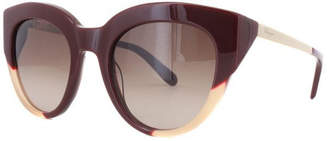 Salvatore Ferragamo Women's Sf855s 52Mm Sunglasses