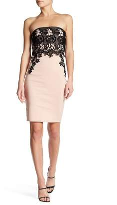London Dress Company Joan Nude Bodycon Dress