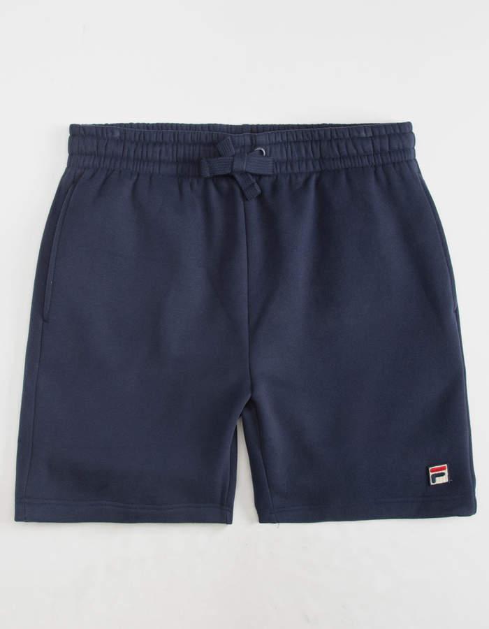 Fila Vico Navy Mens Sweat Shorts