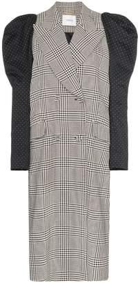 Erdem Albert double-breasted coat