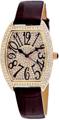 Christian Van Sant Women's Elegant Watch