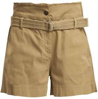 Vanessa Bruno Belted-waist shorts