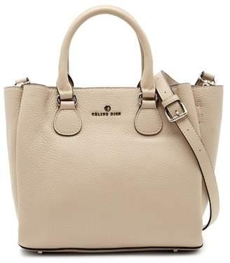 Celine Dion Small Adagio Leather Satchel