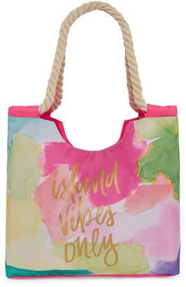 MIXIT Mixit Beach Tote Bag