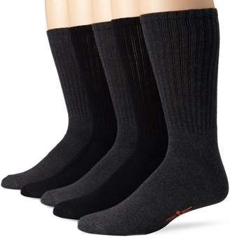 Dockers Docker's 5 Pack Cushion Comfort Sport Crew Socks