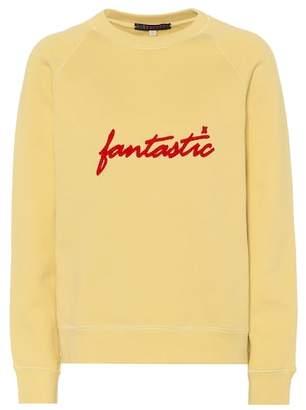 ALEXACHUNG Cotton sweatshirt