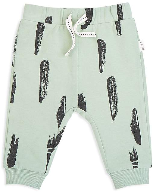 Miles Baby Unisex Paint Stroke Jogger Pants - Baby