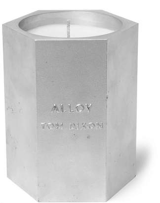 Tom Dixon Alloy Scented Candle, 540g - Colorless