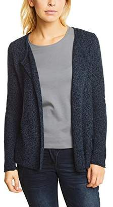 Cecil Women's 252579 Cardigan, (deep Blue 30128), X-Large