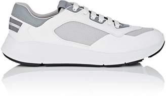 Prada Men's Leather & Mesh Sneakers