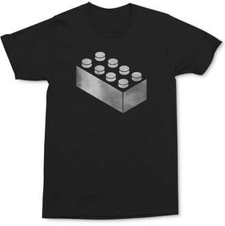 Lego Changes Men's Distressed Screenprint T-Shirt