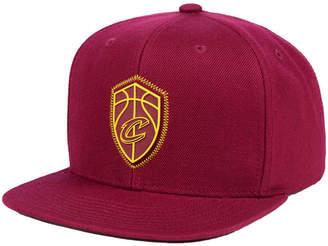 Mitchell & Ness Cleveland Cavaliers Zig Zag Snapback Cap