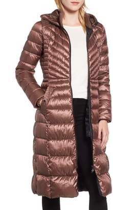 Bernardo Lust Long Puffer Coat