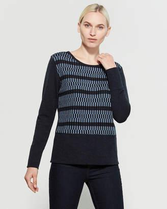 We Norwegians Sivle Crew Neck Merino Wool Sweater
