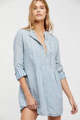 Cp Shades Yoko Striped Tunic