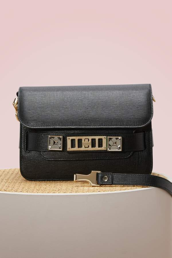 Proenza Schouler PS11 mini classic crossbody bag